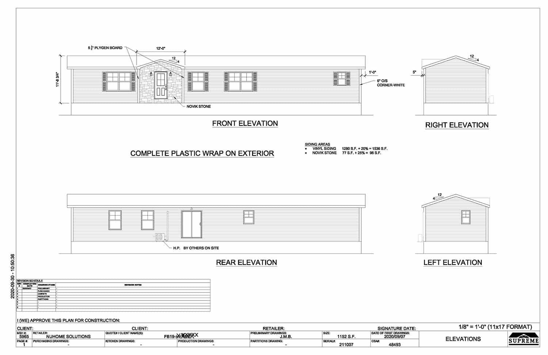 5965 Floor Plan